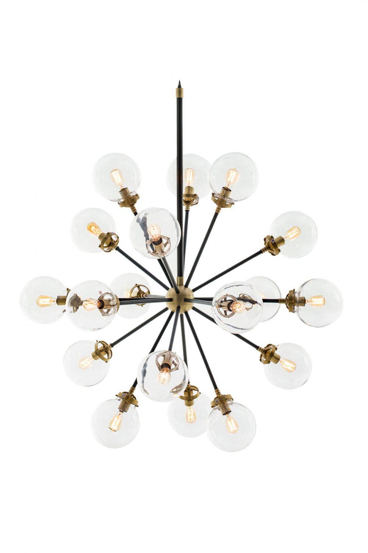 Revelry event designers chandelier london sputnik brass arubaitofo Gallery
