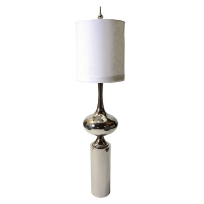 Red search floor lamp aladdin chrome aloadofball Images